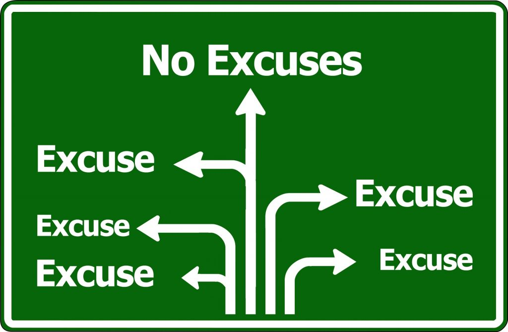 Excuses Be Gone Book Review