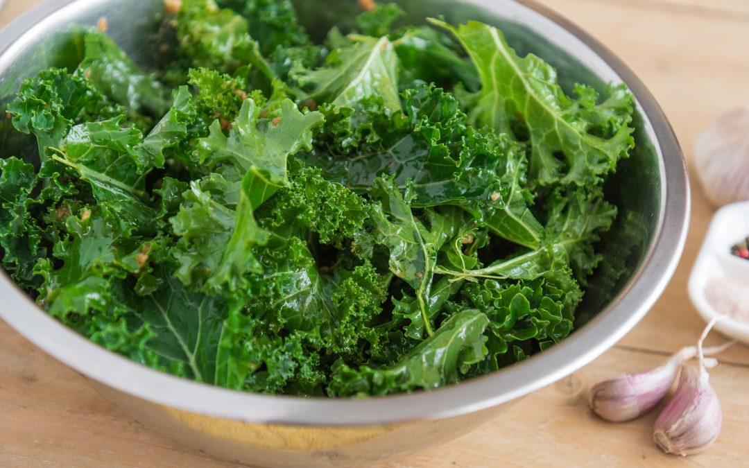 Docere Wellness Presents Easy Kale Salad
